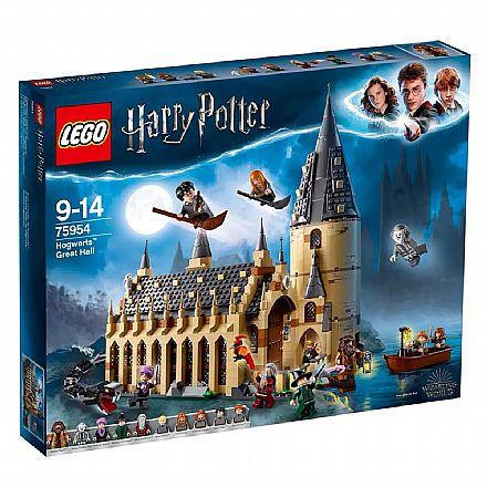 LEGO Harry Potter - O Grande Salão de Hogwarts - 75954