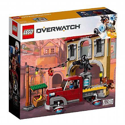LEGO Overwatch - Confronto de Dorado - 75972