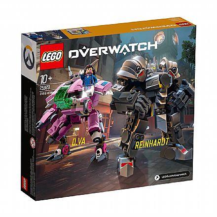 LEGO Overwatch - D.Va e Reinhardt - 75973