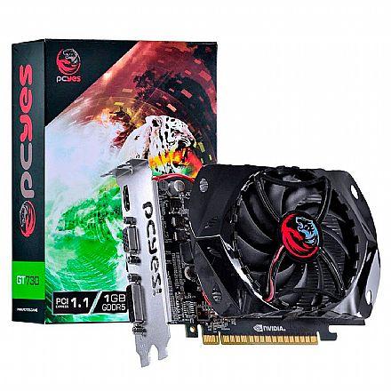 GeForce GT 730 1GB GDDR5 128bits - PCYes PY730GT12801G5