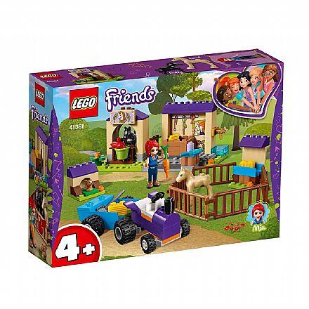LEGO Friends - Estábulo da Mia - 41361