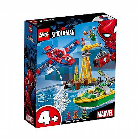 LEGO Marvel Super Heroes - Homem-Aranha contra Doutor Octopus - 76134
