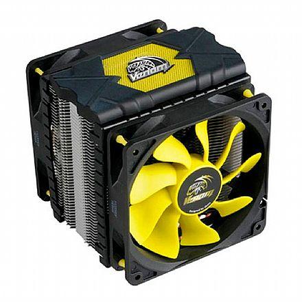 Cooler Akasa Venom Voodoo - (AMD/Intel) - AK-CC4008HP01V2