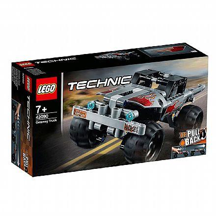 LEGO Technic - Caminhão de Fuga - 42090