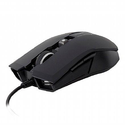 Mouse Gamer Cooler Master Devastator lll - LED 6 Cores - 2400dpi - MM-110-GKOM1