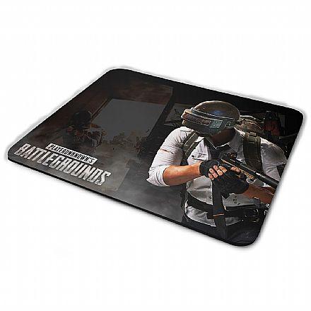 Mousepad Bits Gamer Playerunknown`s Battlegrounds - Médio: 360 x 250mm