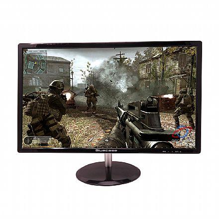 """Monitor Gamer 24"""" Bluecase BM242GW - Full HD - 144Hz - 1ms - FreeSync - DisplayPort/HDMI"""