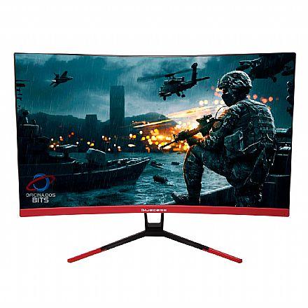 "Monitor 27"" Bluecase Gamer Curvo BM275GC - Full HD - 144Hz - 1ms - FreeSync - DisplayPort/HDMI"