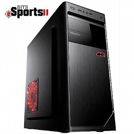 PC Gamer Bits e-Sports 2019 - Intel® Pentium® G5400, 4GB, SSD 240GB, GeForce GTX 1650 4GB