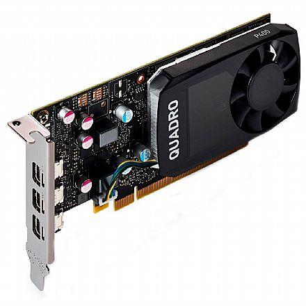 Placa Gráfica Nvidia Quadro P400 2GB GDDR5 64bits - PNY VCQP400-PB