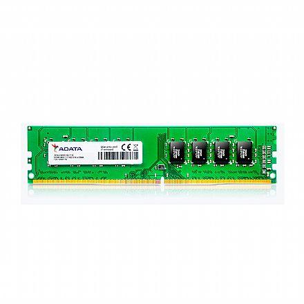 Memória 4GB DDR4 2400Mhz Adata - 1.2V - AD4U2400J4G17-B