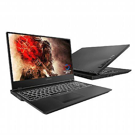 """Notebook Lenovo Gamer Legion Y530 - Tela 15.6"""" Full HD - Intel i5 8300H, 16GB, SSD 480GB, GeForce GTX 1050 4GB, Windows 10 - 81GT0000BR"""