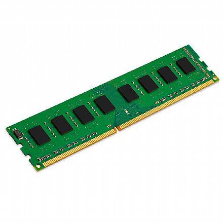 Memória 4GB DDR3 1333MHz Tronos - TRS1333D3CL9/4GK