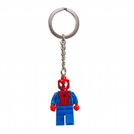 LEGO - Chaveiro - Marvel Super Heroes - Homem Aranha - 850507