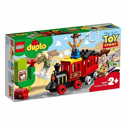 LEGO Duplo - O Trem do Toy Story - 10894