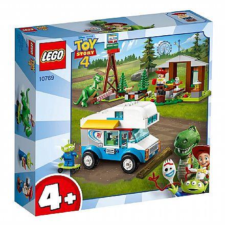 LEGO Toy Story - Férias com a Jessie - 10769