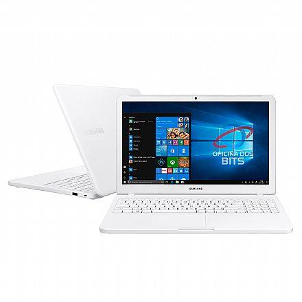 "Notebook Samsung Expert X30 - Tela 15.6"", Intel i5 8265U, 8GB, HD 1TB, Windows 10 - NP350XBE-KD2BR - Branco"