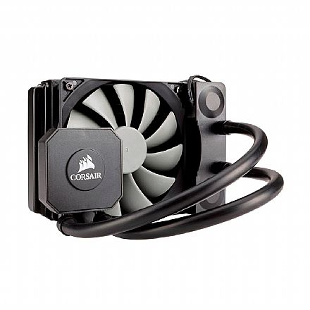 Water Cooler Corsair Hydro Series H45 High Performance - AMD/Intel - CCW-9060028-WW