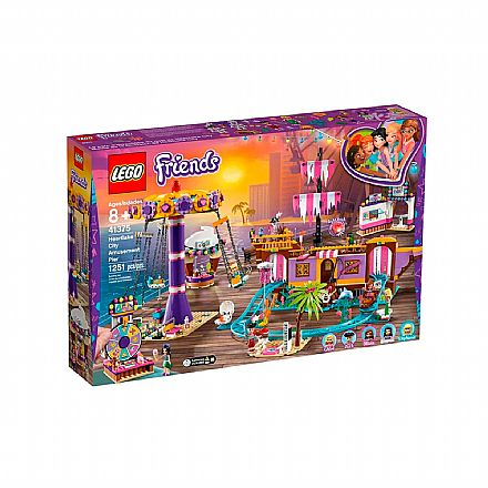 LEGO Friends - Cais de Diversões de Heartlake City - 41375