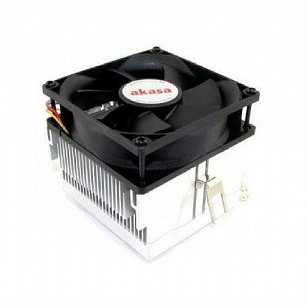 Cooler Akasa MOD - AMD Socket 754, 939, AM2, AM2+, AM3 - AK860EF