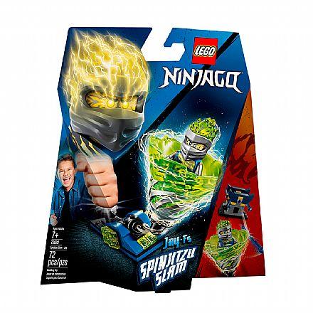 LEGO Ninjago - Lançador Spinjitzu: Jay - 70682