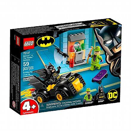 LEGO DC Super Heroes - Batman: Assalto do Charada - 76137