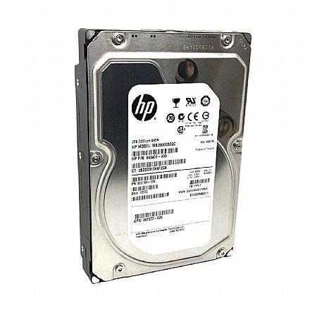 HD 2 TB SATA 3 - 7200RPM - 64MB Cache - HP - MB2000EBZQC