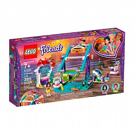 LEGO Friends - Loop Subaquático - 41337