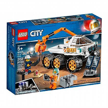 LEGO City - Teste de Condução de Carro Lunar - 60225