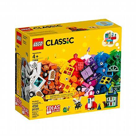 LEGO Classic - Janelas da Criatividade - 11004