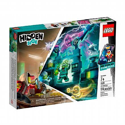 LEGO Hidden Side - Laboratório Fantasma de JB - 70418