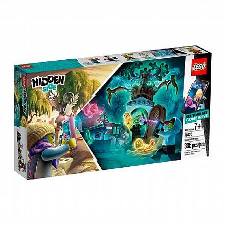 LEGO Hidden Side - Mistério do Cemitério - 70420