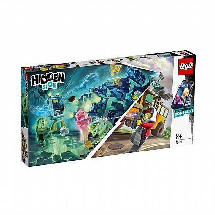 LEGO Hidden Side - Ônibus Interceptor Paranormal 3000 - 70423