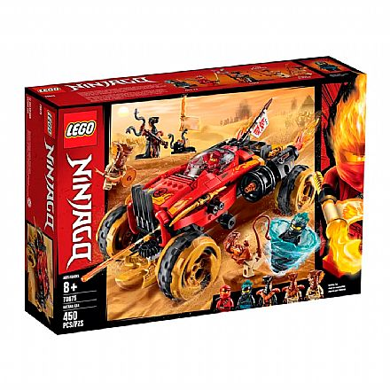 LEGO Ninjago - Katana 4x4 - 70675