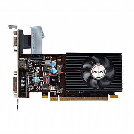 GeForce GT 210 1GB GDDR3 64bits - Low Profile - AFOX AF210-1024D3L5-V2