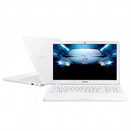 "Notebook Samsung Expert X40 - Tela 15.6"", Intel i5 8265U, 12GB, HD 1TB, GeForce MX110 2GB, Windows 10 - Branco - NP350XBE-XD2BR"