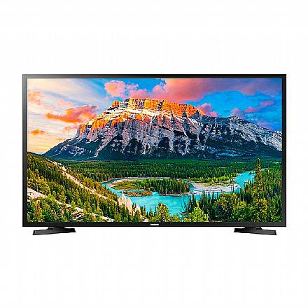 "TV 43"" Samsung UN43J5290 - Smart TV - Full HD - Wi-Fi Integrado - Screen Mirroring - HDMI / USB - Open Box"