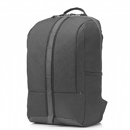 """Mochila HP Commuter - para Notebooks de até 15,6"""" - 5EE91AA - Preta"""