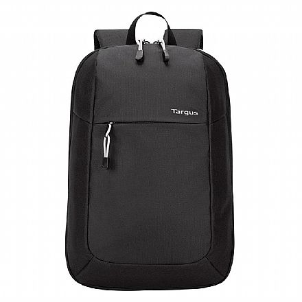 """Mochila Targus Intellect Essentials TSB966DI70 - Resistente à água - para Tablet e Notebooks de até 15.6"""" - Preta"""