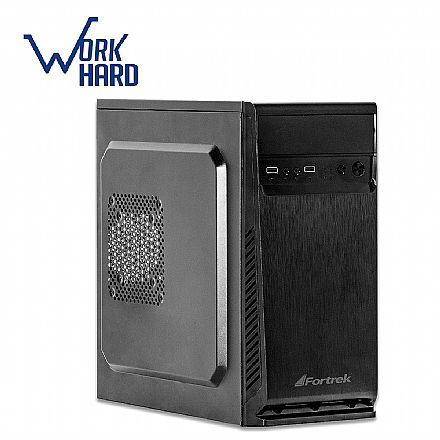 Computador Bits WorkHard - AMD FX-4300 Quad Core, 4GB, HD 500GB, FreeDos - 2 Anos de garantia