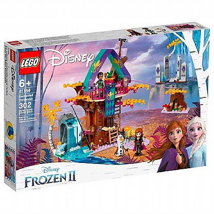 LEGO Disney Frozen 2 - A Casa da Arvore Encantada - 41164