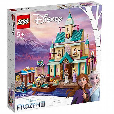 LEGO Disney - Disney Frozen 2 - A Aldeia do Castelo de Arendelle - 41167