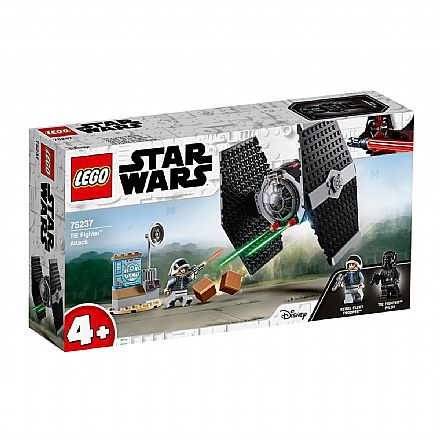 LEGO Star Wars - 4+ TIE Fighter - 75237