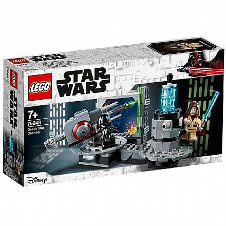 LEGO Star Wars - Canhao da Estrela da Morte - 75246
