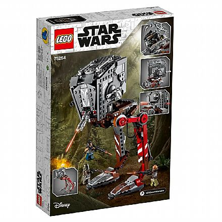 LEGO Star Wars - Invasor AT-ST - 75254