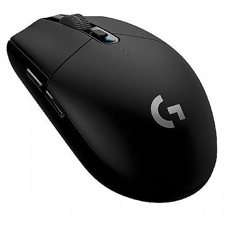 Mouse Gamer Logitech G305 Hero - 12000dpi - 6 Botões - 1ms - 910-005281