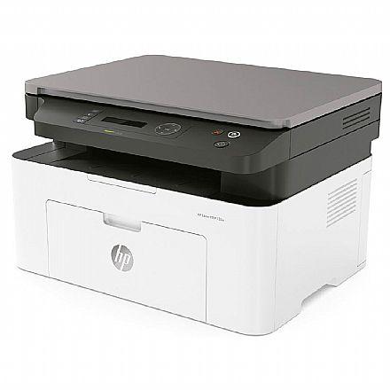 Multifuncional Laser HP LaserJet MFP 135A - 110V - USB - Impressora, Copiadora e Scanner - 4ZB82A