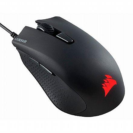 Mouse Gamer Corsair Harpoon RGB Pro - 12000dpi - 6 Botões Programáveis - CH-9301111