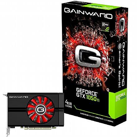 GeForce GTX 1050 Ti 4GB GDDR5 128bits - Gainward NE5105T018G1-1070F