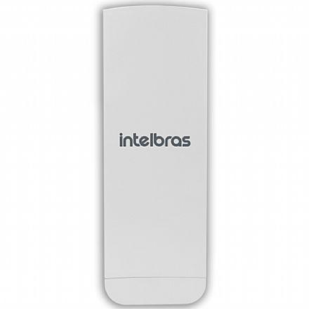 BaseStation Intelbras APC 5A-90 - 5 GHz - Antena Setorial 90º Integrada 18dBi - 1 porta PoE 10/100Mbps - Alcance de até 10km - Throughput TCP efetivo de até 180Mbps